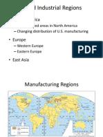 World Industrial Regions