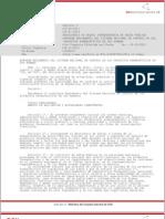 Decreto Supremo 3 de 2010