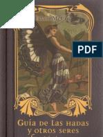 Mccoy Edain - Guia de Hadas Y Otros Seres Fantasticos