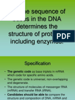 2 Genetic Code and RNA