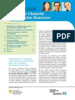 Autorite Marches Financiers