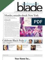 Washingtonblade.com - Volume 44, Issue 21 - May 24, 2013