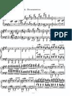 rachmaninov Fantasy Pieces op 4