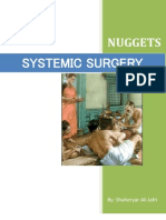 Systemic Surgery Nuggets