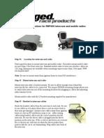 Rrp600 Intercom Instructions