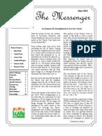 June 2013 Messenger