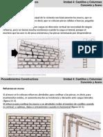 Clase 2p Castillos y Columnas Concreto y Acero 24oct