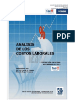 costos laborales - analisis