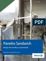 Paneles Sandwich Prevencion