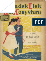 Benedek Elek kiskönyvtára-két falusi történet
