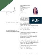 Curriculum Deportivo Sara(1)