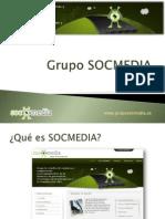 Presentación grupo SOCMEDIA