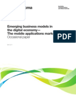 Emerging Business Models