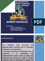 BOMBEO HIDRAULICO