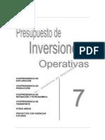 Ecopetrol - c.7 Presupuesto Inversiones