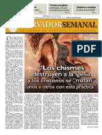 Observador Semanal del 23/5/2013