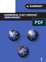 Commercial Fleet Forecast-2012-H1 Summary