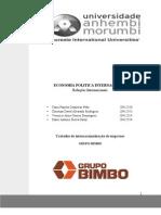 Trabajo de Internacionalizacion de Empresas(BIMBO)
