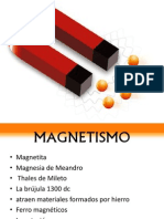 MAGNETISMO 2009