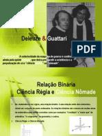 Deleuze - Epistemologia Menor