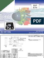 JMC 92x25 DC Fan