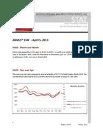 Current Arizona Real Estate Overview-April 2013