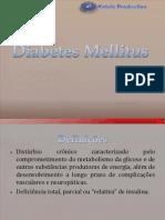 Diabetes Mellitus - 2013