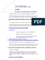 Exibindo Resultados Para Como Usar Arquivo Do Scribd