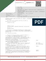 Ley N° 16.744 (1 de Febrero de 1968)
