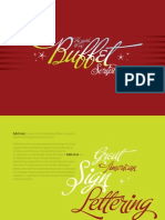 Buffet Script Guide