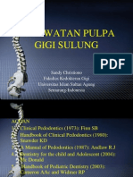 Pulp Therapy I