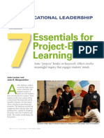 7 Essentials PBL Buck