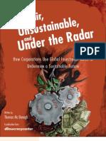 Under the Radar English Final