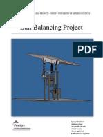 Balancing Ball Final Report V3