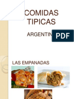 Comidas Tipicas - Argentina