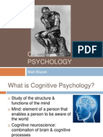 IB Cognitive Level of Analysis