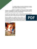 Procesos Sin Arranque de Viruta en Materiales Metalicos y No Metalicos