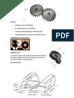 Diseño de un engranaje recto