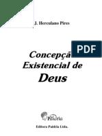 Concepção Existencial de Deus (José Herculano Pires)