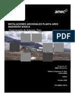 Basic Engineering Report Volume 2 Lista de Documentos
