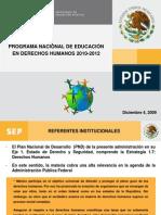 FREYRE DerechosHumanos Dic 04 09