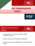Unguided Transmission Media