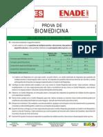Prova Biomedicina 2007
