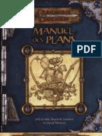 D&D 3 - Manuel Des Plans