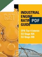Caterpillar Industrial Engines Ratings Guide[1]