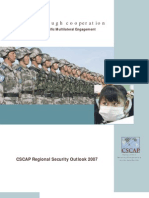 CSCAP Regional Security Outlook (CRSO) 2007