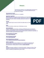 Glosario de Forestal111