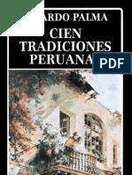 Palma Ricardo - Cien Tradiciones Peruanas