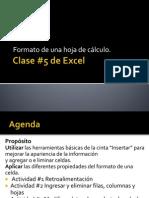 Clase5 de Excel Ok