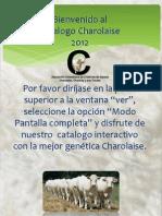 Catalogo Interectivo Charolaise 2012-2